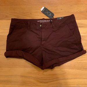 American Eagle Outfitters Twill Shorts